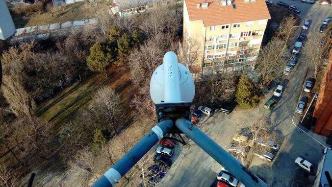 Hikvision kamere daju pogled na Beograd u realnom vremenu