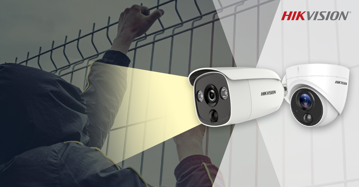 Od reaktivne do proaktivne perimetarske zaštite sa Hikvision Turbo HD PIR kamerama