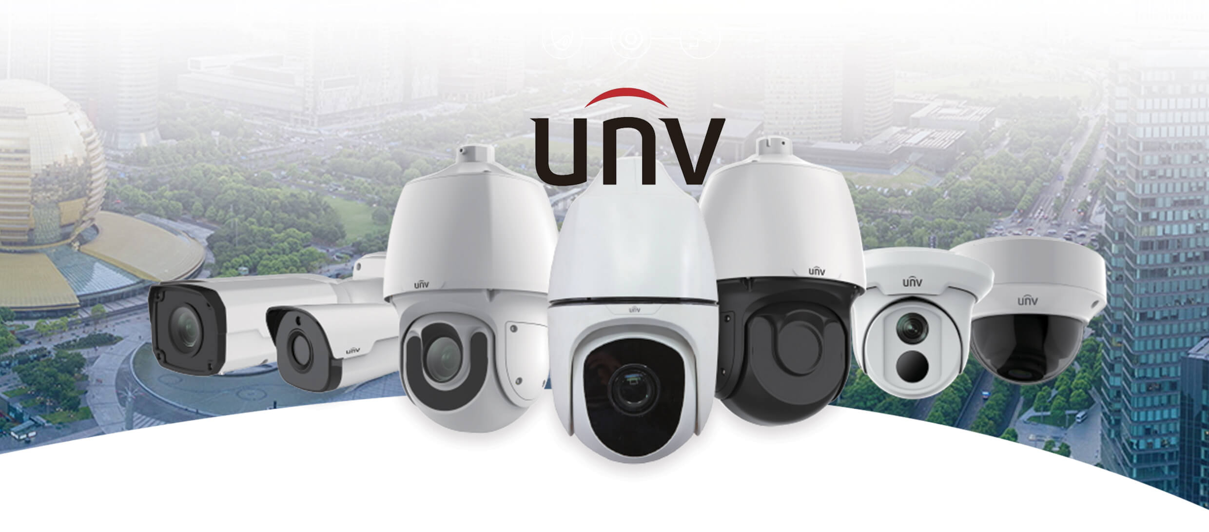 Presentation of the new brand UNIVIEW