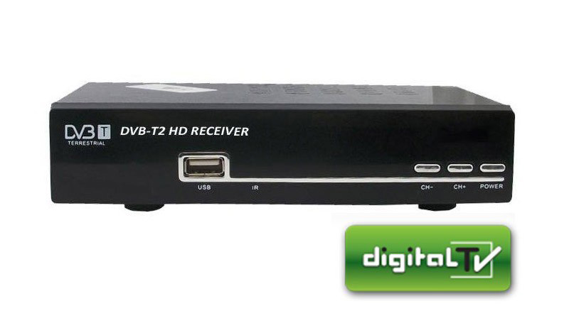 Set top box BEAR DVB-T2