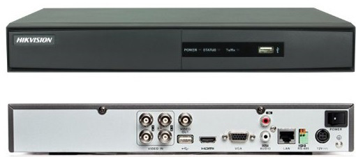 DVR DS-7204 HWI-SH