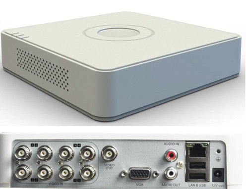 DVR DS-7108HWI-SL