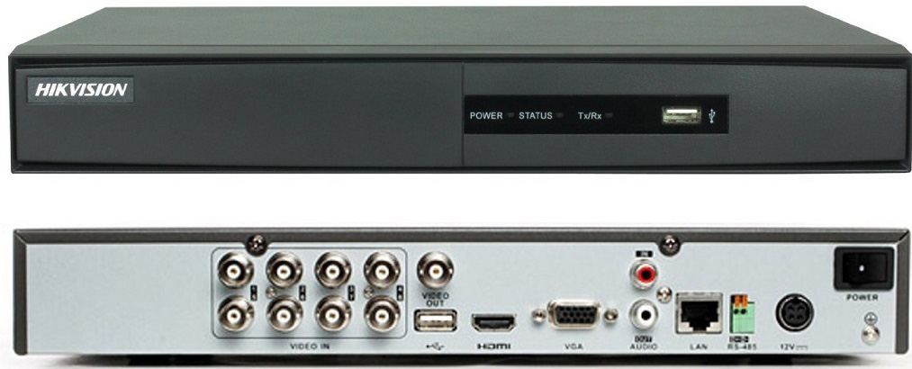 DVR DS-7208HVI-SV