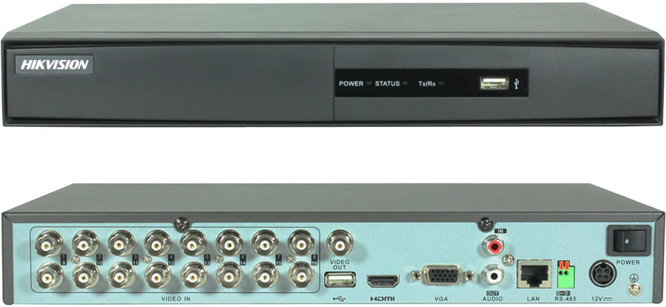 DVR DS-7216HWI-SH