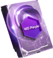 HARD DISK WD10PURX-78 PURPLE 1TB