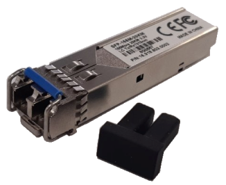 Industrial SFP Single Mode Dual Fiber Gigabitni