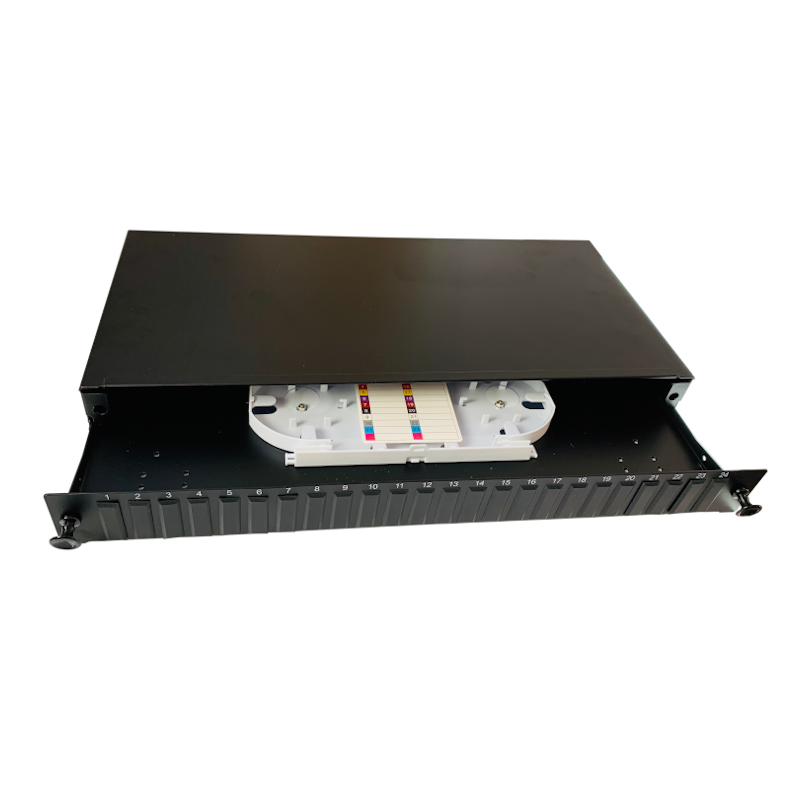 Patch panel fiber 24 CORE sc duplex
